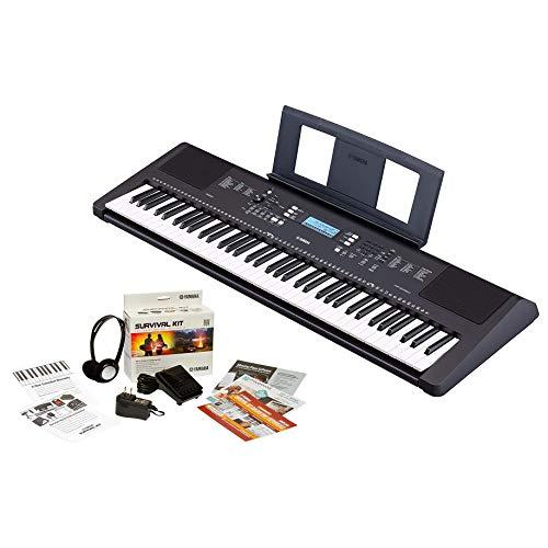 electronic piano yamaha - 5