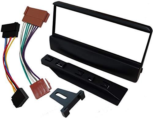 AERZETIX: Marco adaptador kit 1DIN cubierta plástica moldeado para el cambio de...