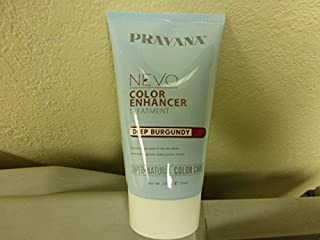 Nevo Color Enhancer Treatment Deep Burgundy By Pravana (5 oz.)