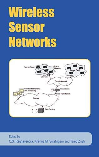 Wireless Sensor Networks (Ercoftac S)