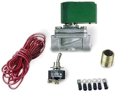Moroso 23905 12V Solenoid Valve from Moroso