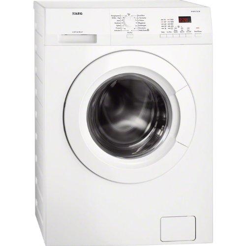 AEG LAVAMAT 60460 FL  Waschmaschine Frontlader / A++B / 1400 UpM / 6 kg / weiß / OptiSense