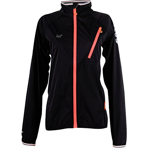 2117 of Sweden Damen 7916905-010 Eco Softshell Jacke Västerplana black - 34