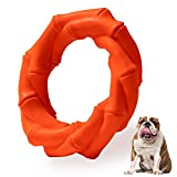 Dog Chew Toys for Aggressive Chewers Large Breed, Durable Dog Chew Toys Tough Rubber Dog Toys for Large Dogs, Super Chewer Dog Toys Great for Interactive, Training and Fetch Game