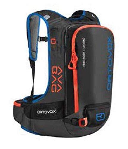 ORTOVOX Free Rider 20 S Avabag Kit Mochila, Unisex Adulto, Negro (Black Anthracite), 24x36x45 cm (W x H x L)