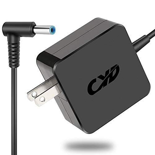 CYD 45W 19.5V 2.31A PowerFast Replacement for Laptop-Charger HP Stream 11 13 14 X2 Series Envy x360 x2 13 15 M6 250 255 G3 G4 G5 G6 ProBook 340 350 355 430 440 450 455 640 645 650 G3 G4 Elitebook 720