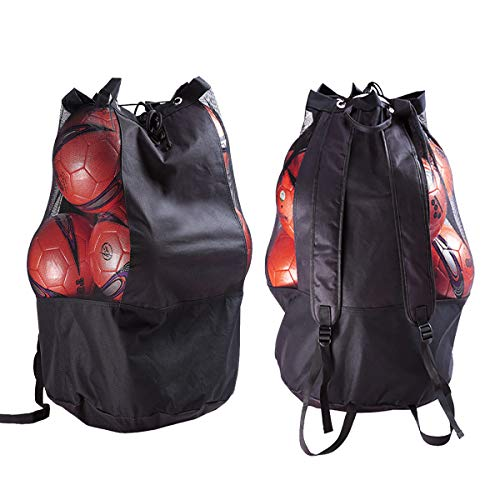 DREMOND Extra Large Basketball Storage Bag with 2 Adjustable Straps, Heavy...