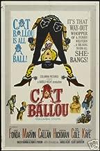 Best cat ballou poster Reviews