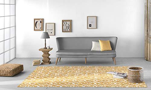 Rugs & Rugs Teppich, Baumwolle, 140 x 200 cm