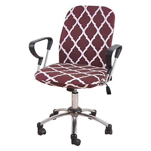 Fiaoen - Funda giratoria para sillón extraíble y elástica