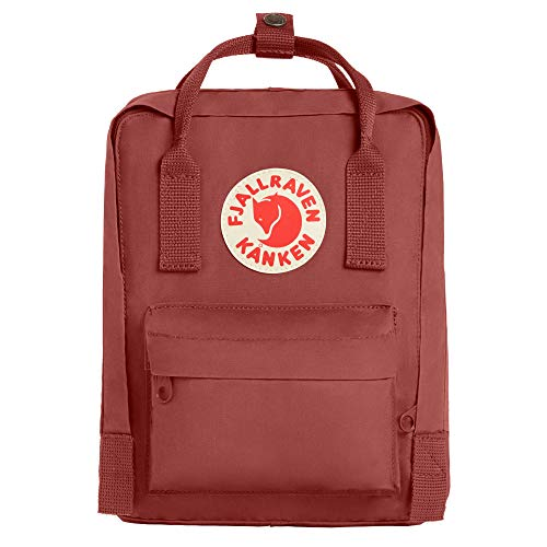 Fjällräven Unisex-Adult Kånken Mini Carry-On Luggage, Dahlia, 29 cm