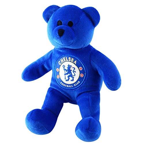 Official Chelsea FC Crest Plush Beanie Bear