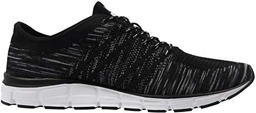 Boras Sneaker in Übergrößen Schwarz 5200-0145 große Herrenschuhe, Größe:52