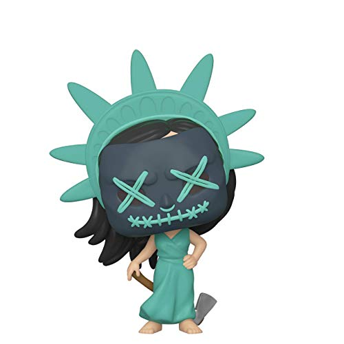 Funko Pop! Figura De Vinil Movies: The Purge - Lady Liberty
