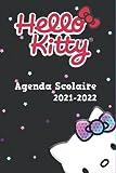 Agenda Scolaire 2021 2022 Hello Kitty: Joli Planificateur Journalier 1 Jour Par Page | Organiseur Scolaire 12 Mois (Août 2021 / Août 2022) Pour Étudiant(e)s De Primaire, Collège, Lycée