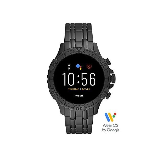 Fossil Gen 5 Smartwatch Garrett HR 1