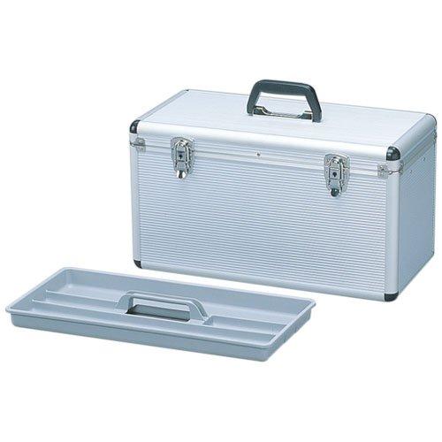 アイリスオーヤマ アルミケース ソリッドケース 工具収納ケース 工具箱 W約50×D約27.5×H約30.5cm SLC-50T