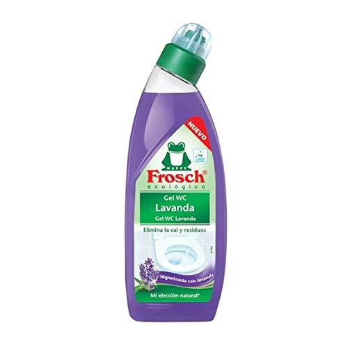 Frosch WC Gel Lavanda - 750 ml