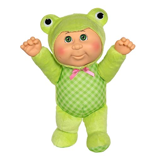 Cabbage Patch Kids Cuties Woodland Friends Ophelia Frog 9 inches