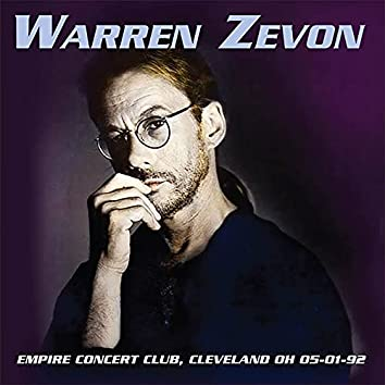 Live At Empire Concert Club, Cleveland, Oh, 05-01-92 (Remastered)