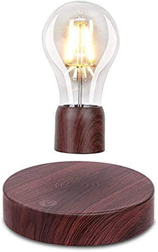 Lámpara de escritorio flotante con luz LED para regalos únicos, decoración de la habitación, luz de noche, decoración del hogar, oficina, juguetes de escritorio