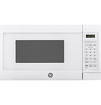 GE Appliances GE 0.7 Cu. Ft. Capacity Countertop Microwave Oven, White