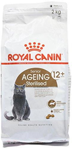 Royal Canin Comida para gatos Sterilised +12 2 Kg ✅