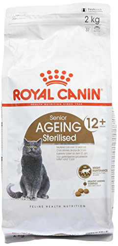 Royal Canin Feline Sterilised +12, 1er Pack (1 x 2 kg)