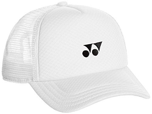 [ヨネックス] テニスウェア メッシュキャップ [ユニセックス] 40007 ホワイト 日本 F (FREE サイズ)