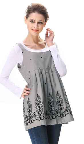 OurSure Brand Anti-Radiation Maternity Clothes Tank Protection Shield Dresses 8900806