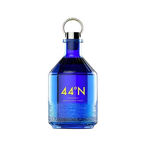 Ginebra 44º N Gin Imagined By Comte De Grasse de 50 cl - Elaborada en Francia - Qantima Group (Pack de 1 botella)