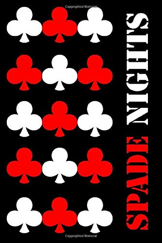 Spades Score Sheets: Scoreboards for Spade Nights | Playing Card Spades Scorebook  for Tournaments with Family and Friends Perfect for gift and ... score sheet dimension| Blank score sheets