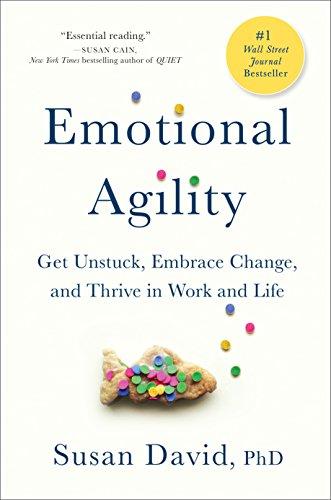Emotional Agility by Susan David ebook deal