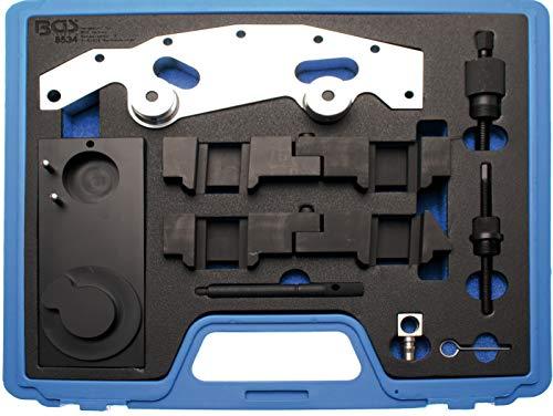 BGS 8534 | Motor-Einstellwerkzeug-Satz | für BMW M52, M54, M60, M62