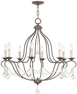 Livex Lighting 6428-71 Chesterfield Chandelier