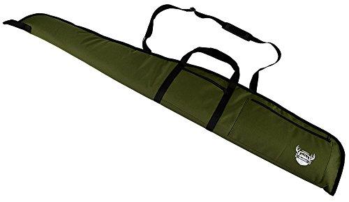Rawstyle Waffentasche (Olive) Jagdtasche Waffenfutteral für Luftgewehr mit Fernrohr 135cm Gewehrfutteral Gun Case XX