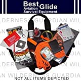 Best Glide ASE Wilderness Guardian Survival Kit (Black)