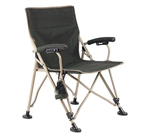 Chaise de Camping/accoudoir avec siège Auto Pliant/siège de Loisir Portable Multifonction/Chaise Pliante pour extérieur (Applicable au Camping, Cour, Barbecue, pêche)