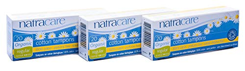 Set OF 3 perfect pillow Natracare tampones palo golf