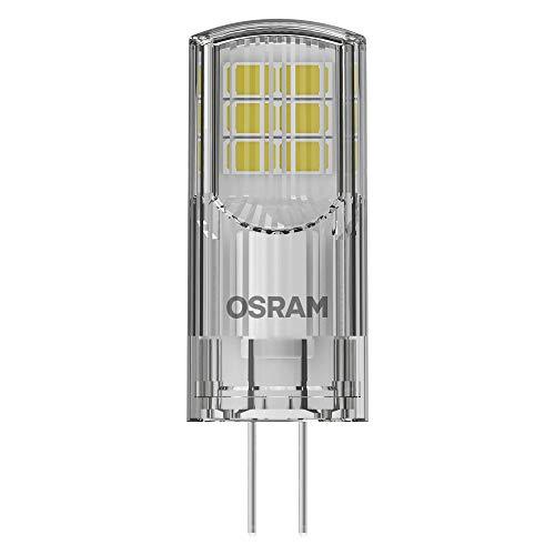 OSRAM LED Pin Lampe mit G4 Sockel, Warmweiss (2700K), 12V-Niedervoltlampe, 2.6W, Ersatz für herkömmliche 30W-Lampe