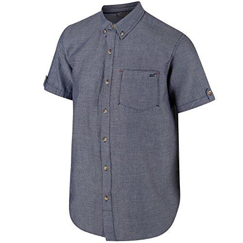 Regatta Damaro Chemises pour Homme XXL Bleu Marine