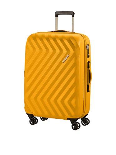 Trolley American Tourister Zigg Zagg 4 Ruote colore Titanium Misura 67 cm