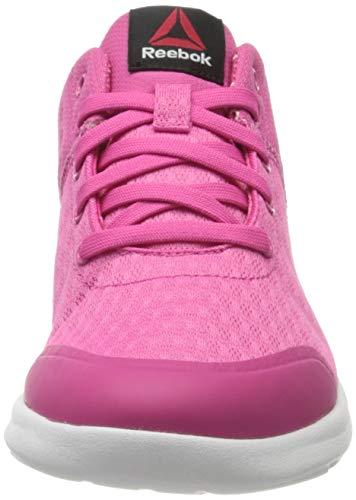 Reebok DMX Lite Prime, Zapatillas de Senderismo Mujer, Rosa (Pink/White), 38 1/2
