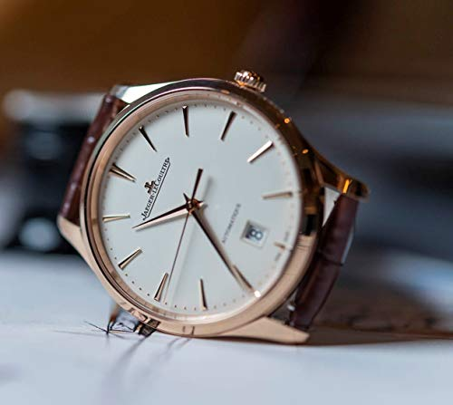 Jaeger-Lecoultre Rose Gold Master Ultra Thin Watch