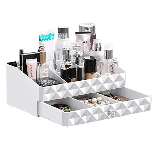 Zhaojyz Household Necessities/cosmetica-bewaardoos/lippenstift-make-up-box voor desktop-organizer, veilig en geurloos, kristallen handgreep voor vriendin