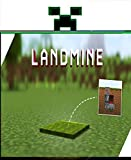 Minecraft- How to make a Landmine