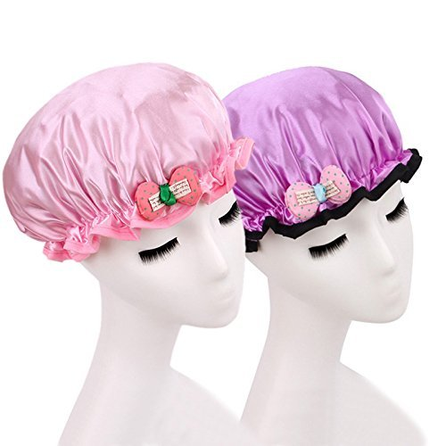 shower cap for girls - 8