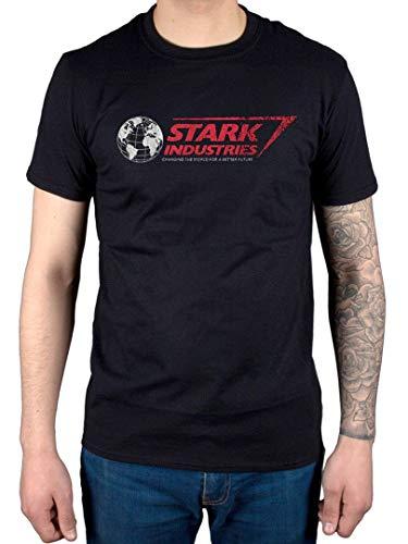 Oficial Marvel Comics Stark Industries T-Shirt