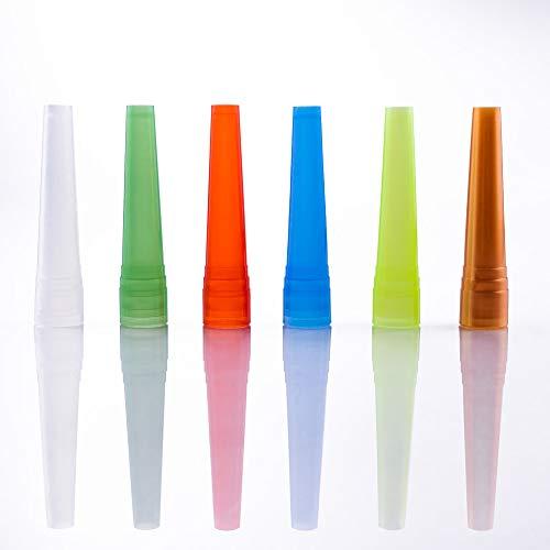 ecom delivery® Premium Hygiene Mundstücke 100 STK. für Shisha u. Wasserpfeife | Hookah Mouth Tips | Einweg Mundstücke gratis eBook!