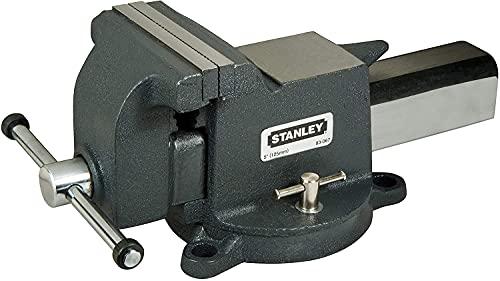 Oferta de STANLEY 1-83-067 - Tornillo de banco de carga pesada Maxsteel 125mm